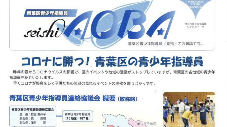 青葉区青少年指導員AOBA 第45号